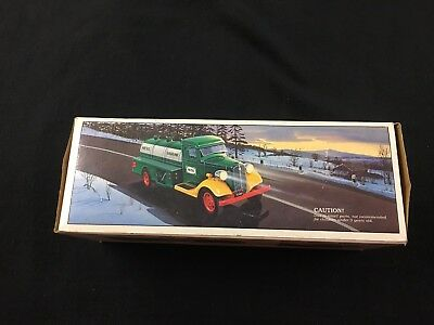 Brand New in the Box 1985 The First Hess Truck Bank Hess Truck Toy Truck
