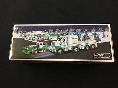 Brand New in the Box 2013 Toy Truck and Tractor Hess Truck Toy Truck