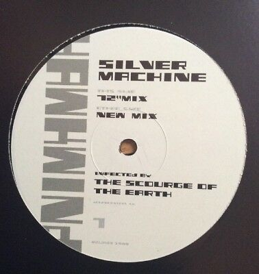 """Hawkwind - Silver Machine 12 Mix 12"""" Vinyl, Promo Copy Never Used Or Played"""