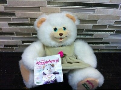 Fisher Price Maggieberry Collection Bear Plush Toy