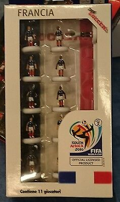 Total Soccer - FRANCIA / FRANCE - (SUBBUTEO) table soccer