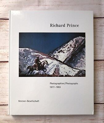 Richard Prince : Photographien / Photographs 1977 - 1993 (1994, Hardcover)