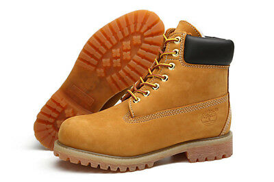 Timberland Wheat Men Boots 6 Inch New Premium Waterproof Sizes 7-13