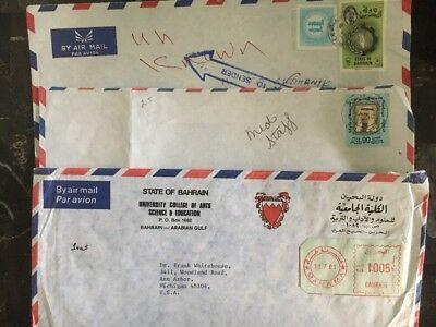 3 Bahrain Covers #858