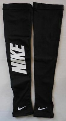 Nike Pro Women's Hyperwarm Arm Sleeves Color Black/White Size XS/S New