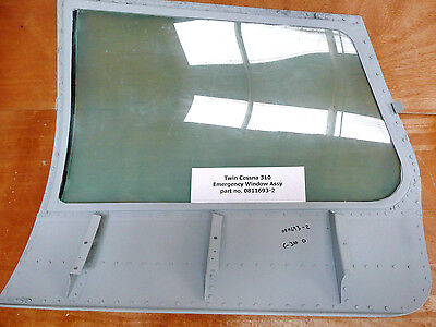 Emergency Window Twin Cessna pn. 0811693-2