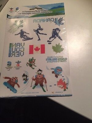 Vancouver 2010 Stickers