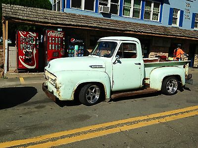 1953 Ford F-100  1953 ford    wow   wow wow FAST