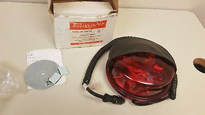 Think unique Christmas gift Vintage Southern VP 1168 HX revolving light New open