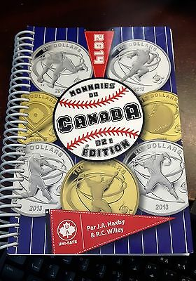 2014 Coins of Canada 32nd Edition by Haxby & Willey French
