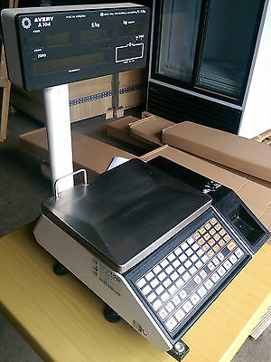 Used Avery A104 Electric Departmentalised Computing & Printing Scale
