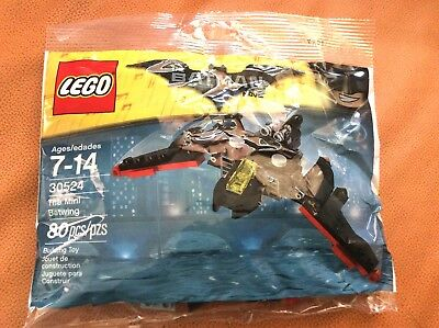 LEGO The Batman Movie - The Mini Batwing Building Toy NEW with coupon