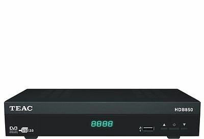 Teac Hd Set Top Box Hdb850