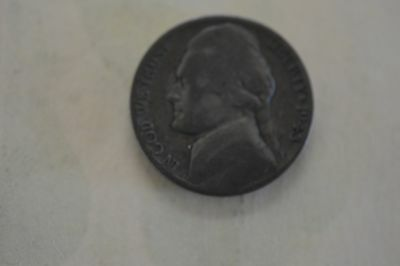 1943 Usa Five Cents