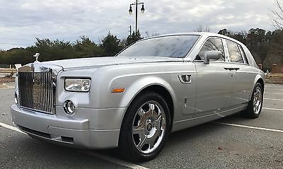 2006 Rolls-Royce Phantom Avanti Package Rolls Royce Phantom