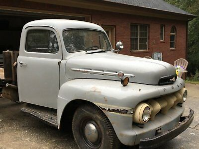 1952 Ford Other Pickups  1952 Ford F3