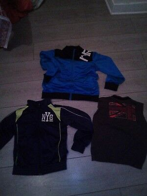 Lot De 7 Vetements De Sport Garcon 10 Ans