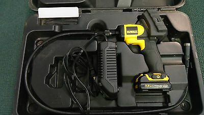 DEWALT DCT410S1 12V MAX Inspection Camera w/ Case - No Reserve -