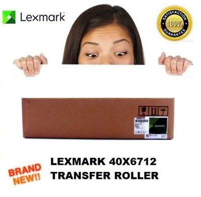 Brand New Lexmark 40X6712 Secondary Transfer Roller C950 X950 X952