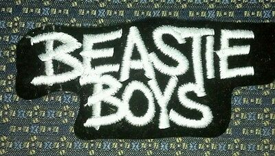 BEASTIE BOYS Iron or Sew-On Patch
