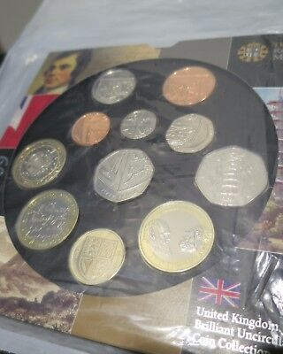 2009 Royal Mint Brilliant Uncirculated Coin Set - Still Sealed