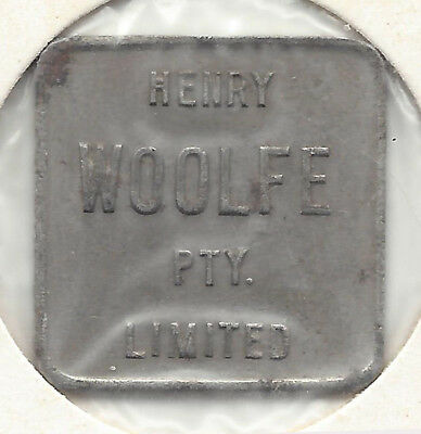 Henry Woolfe Pty Limited Exchange For One Meat Coupon