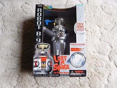 Lost in space B9 Robot, 1997 Trendmasters, new in box