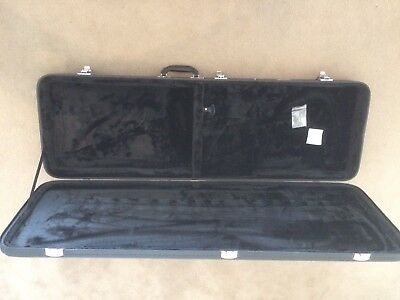 Bass Guitar Hard Case - Artist REBC300RC with Lock