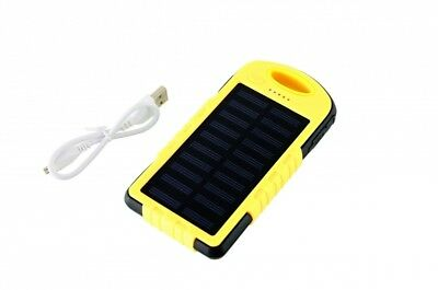 Solar Quick Phone Tablet Portable Charger - NEW - ELEA-SQC-D