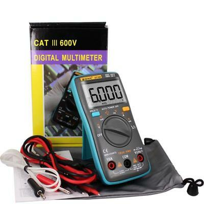 Pocket Automatic Ranging Large LCD ScreenDisplay AC/DC Digital Multimeter Tester