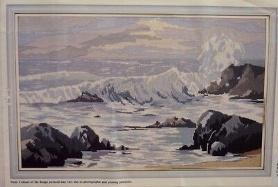 Creative Images Longstitch Stormy Seas 2020-1 - Large Unused In Box Rare Item