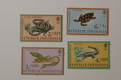 stamps - Indonesia