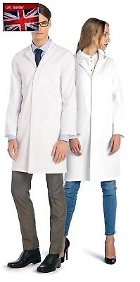 Dr. James Professional Unisex Lab Coat UK-01-M