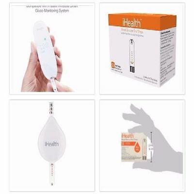 Blood Glucose Test Strips To use accurate Box of 50 FDA approved