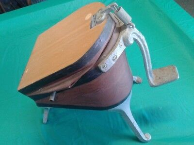 Vintage Foot Bellows Blacksmith Medical Dental or Fireplace Blacksmith's