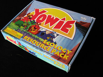 Yowie Ecology Resource Pack With Contents