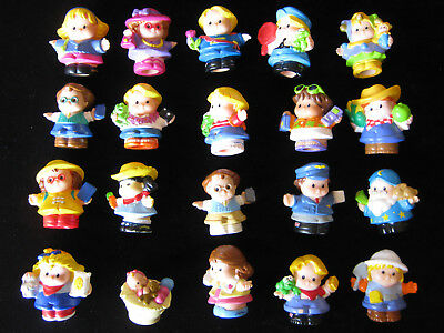 20 Fisher Price Little People