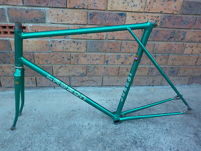 Lawson Track Frame Triple Triangle Fixie