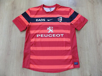 Stade Toulousain Toulouse France Rugby Union Shirt Jersey Tricot Camiseta Maglia