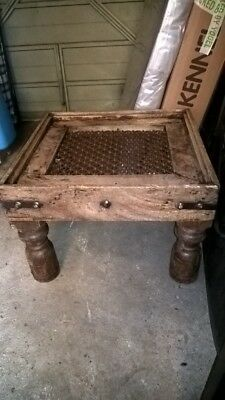 Charming iron wrought table. Price lowered