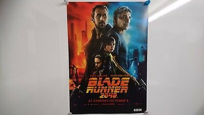 Blade Runner 2049 (2017) UK Mini Poster Advance Original Cinema Issue