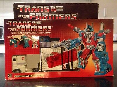 Ultra Magnus G1 Transformers Complete In Box