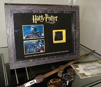 Rare Harry Potter Devil Snare Screen Used Prop