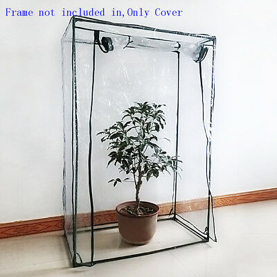 Garden Grow Plants Greenhouse Outdoor PVC Cover Shelving Tomato Shed Garden Tent