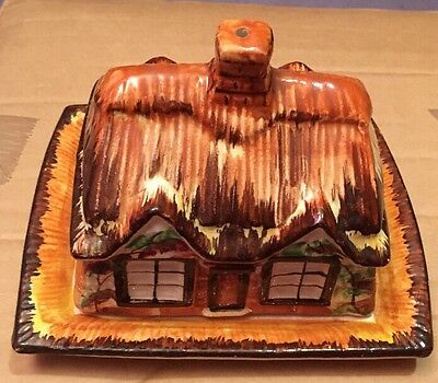 House Shaped Cheese Butter Dish