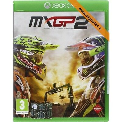 ✅MXGP 2: The Official Motocross Videogame - XBOX One