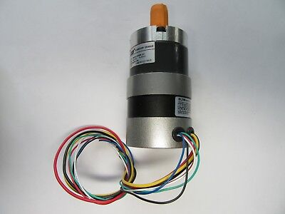 [EU] BLDC Brushless DC Motor ZD 24V 50W, with Helical Gear Reducer ratio 1:8.63