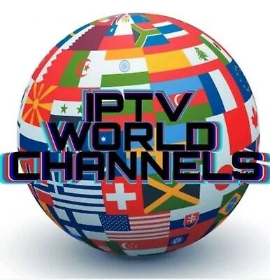 3 Months World Wide IPTV SUBSCRIPTION ALL World  $$Top price$