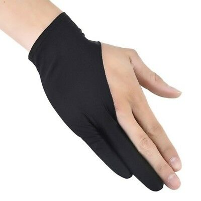 2-Finger Anti-Touch Tablet Drawing Gloves For iPad Pro 9.7 10.5 12.9 Inch Pencil