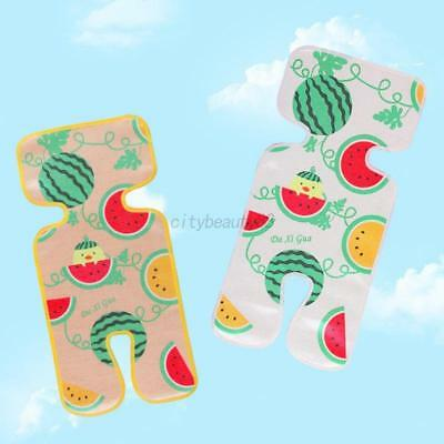 US Kids Baby Stroller Cool Cushion Pushchair Summer Car Seat Cover Pad Liner Mat